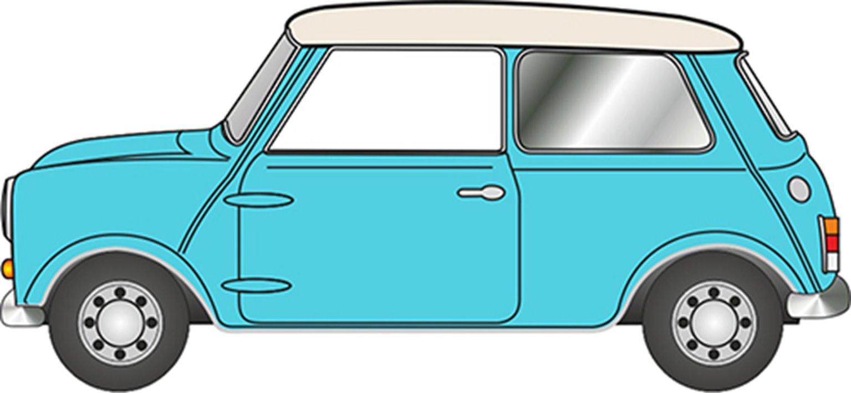 NMN008 Mini Surf Blue/OEW