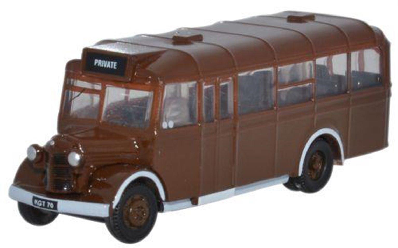 Brown As Delivered Bedford OWB