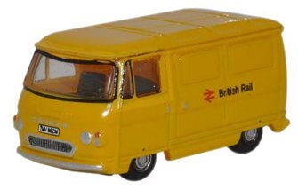 Oxford British Rail Commer PB Van