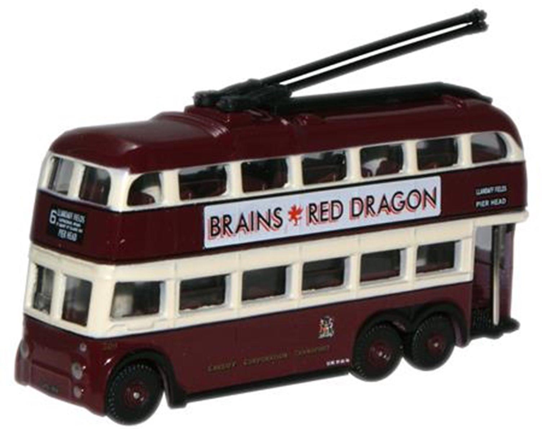Cardiff Q1 BUT Trolleybus