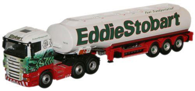 Eddie Stobart Scania Highline Tanker