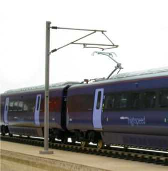 Mk3 High Speed Catenary Mast (Pack of 10)