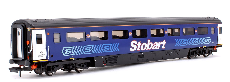 Stobart Rail MK3A FO First Open Passenger Coach No.11013
