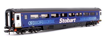 Stobart Rail MK3A FO First Open Passenger Coach No.11013