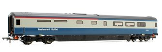 BR Mk3a RUB Coach - Blue/Grey M10025