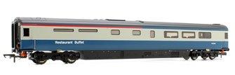 BR Mk3a RUB Coach - Blue/Grey M10025