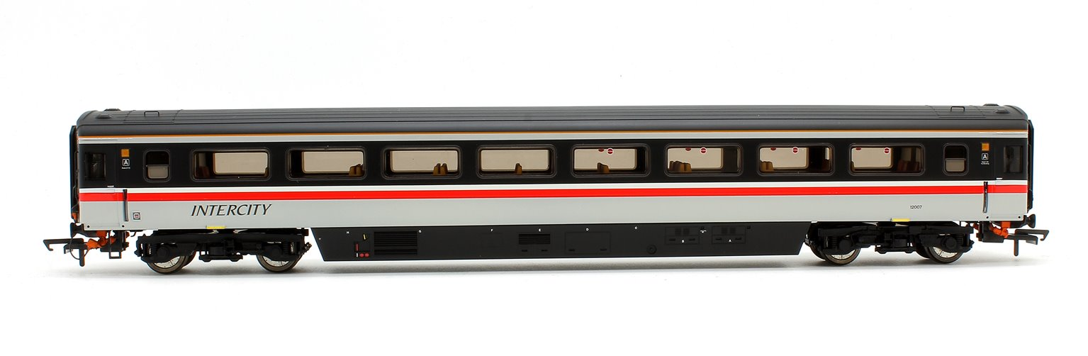 BR Mk3a TSO Coach - Intercity Swallow 12007