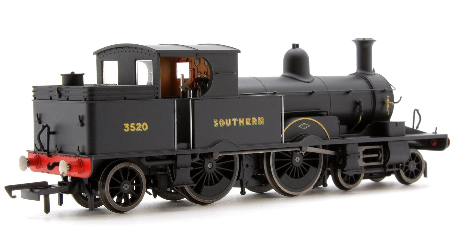 Adams Radial Steam Locomotive 3520