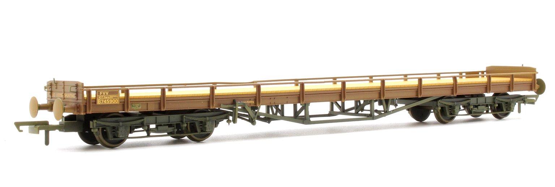 Carflat FVV number B745900 in BR Bauxite
