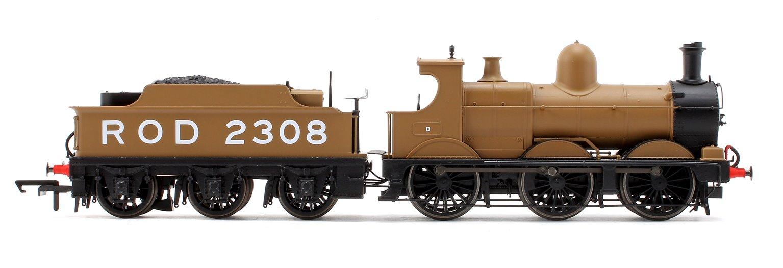 Dean Goods WW1 Khaki ROD 2308 0-6-0 Steam Locomotive