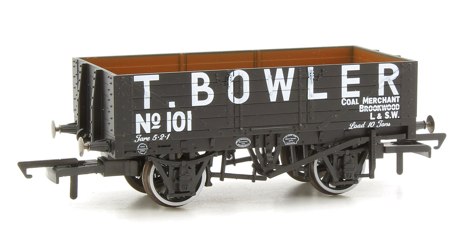 5 Plank Mineral Wagon - T Bowler London No.101