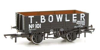 5 Plank Mineral Wagon - T Bowler London No.101
