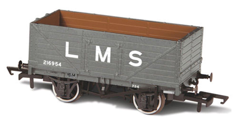7 Plank Wagon LMS 216954