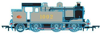 GER K85 (N7) 0-6-2 No.1002 (DCC-Sound)