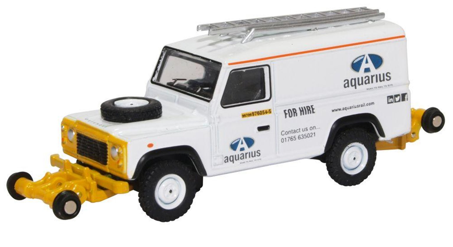 Rail/Road Defender Open Aquarius Rail Technology