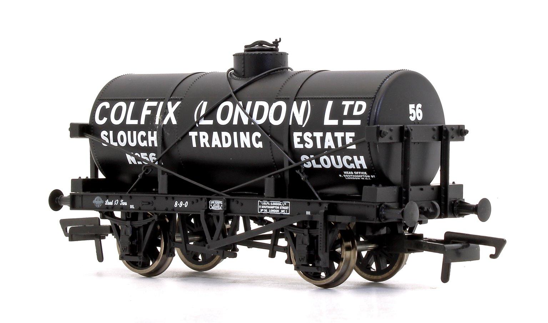 12 Ton Tank Wagon British Bitumen Colfix No.56