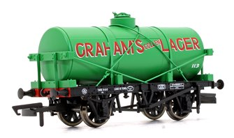 "12 Ton Tank Wagon ""Graham's Golden Lager"" No.113"