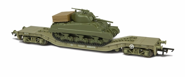 KWA Warwell with Sherman tank No 95537 Pristine