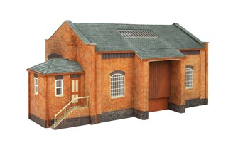 GWR Goods Shed (Pre-Built)