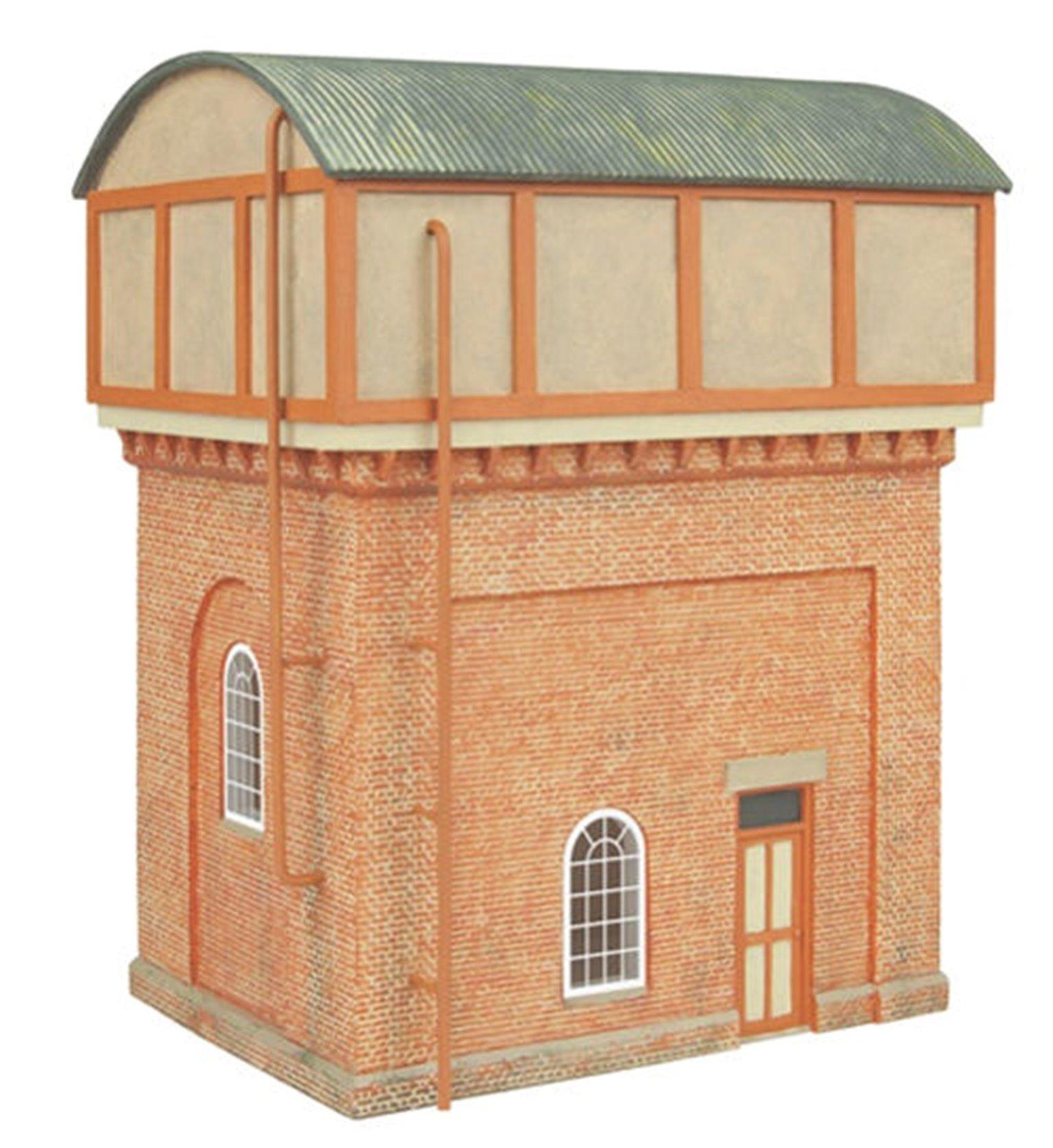 GWR Water Tower/Crane (Pre-Built)