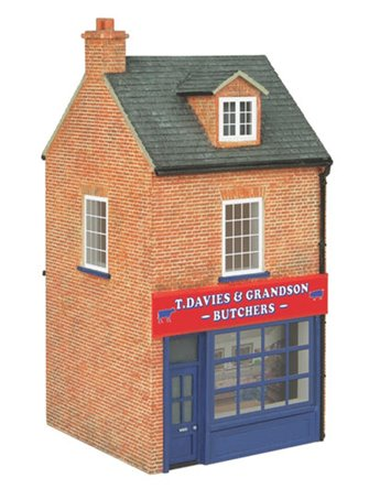 T. Davies & Grandson Butchers (Pre-Built)