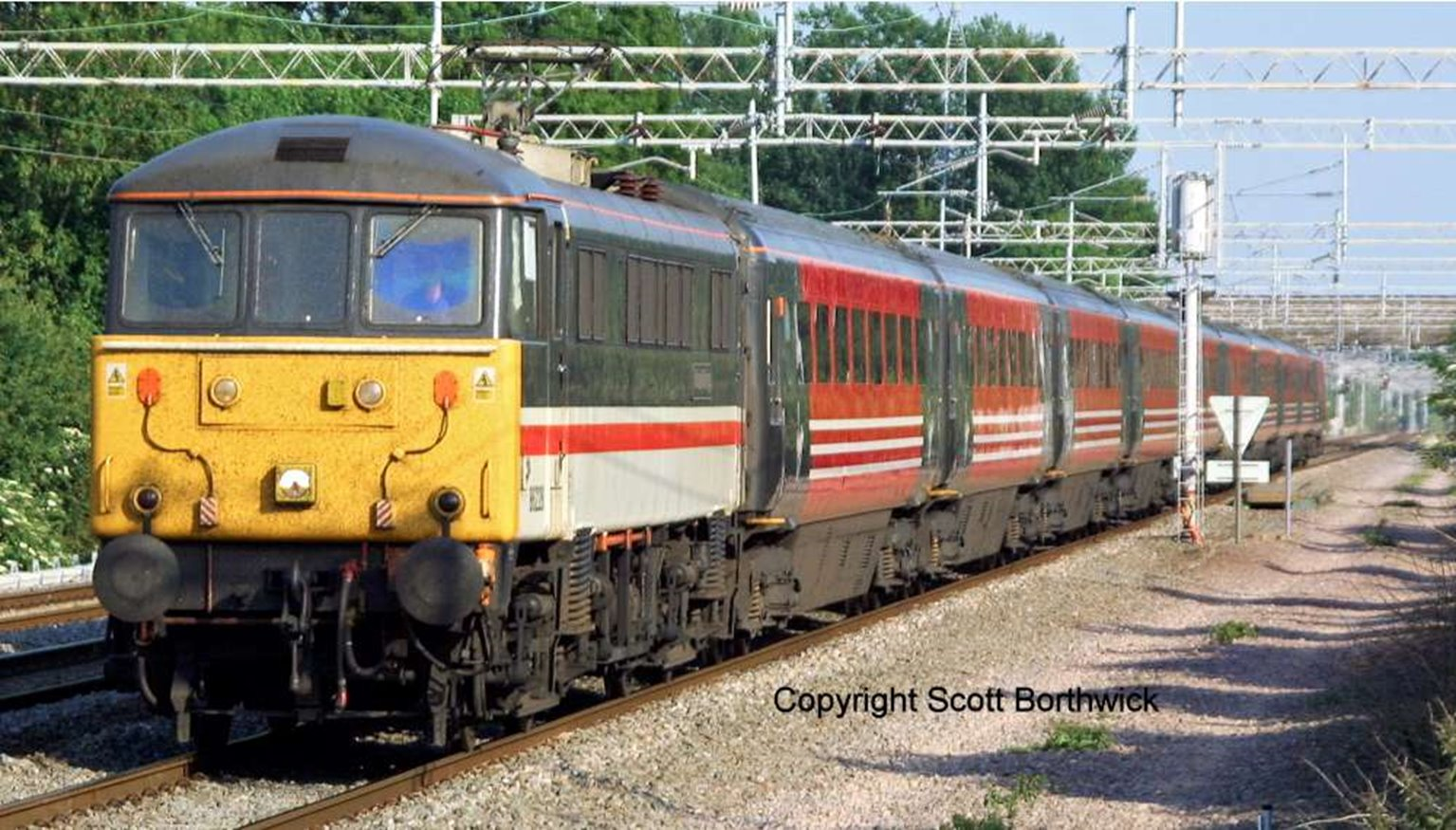 Mk3a RFM Virgin West Coast 10206