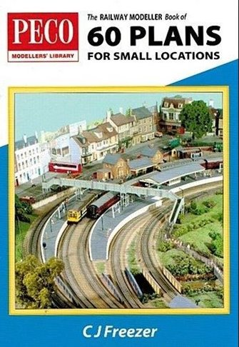 PB3 The Railway Modeller Book of 60 Plans for Small Locations