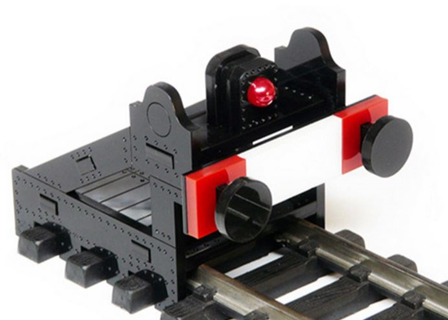 G Scale Buffer Stop DC, DCC
