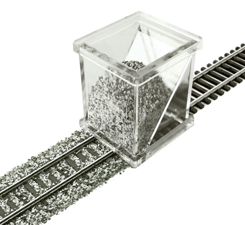 Track Ballasting Hopper Tool
