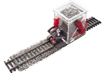Ballast Spreader Car w/Shut Off and Height Adjustment