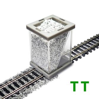 TT Scale Ballast Spreader