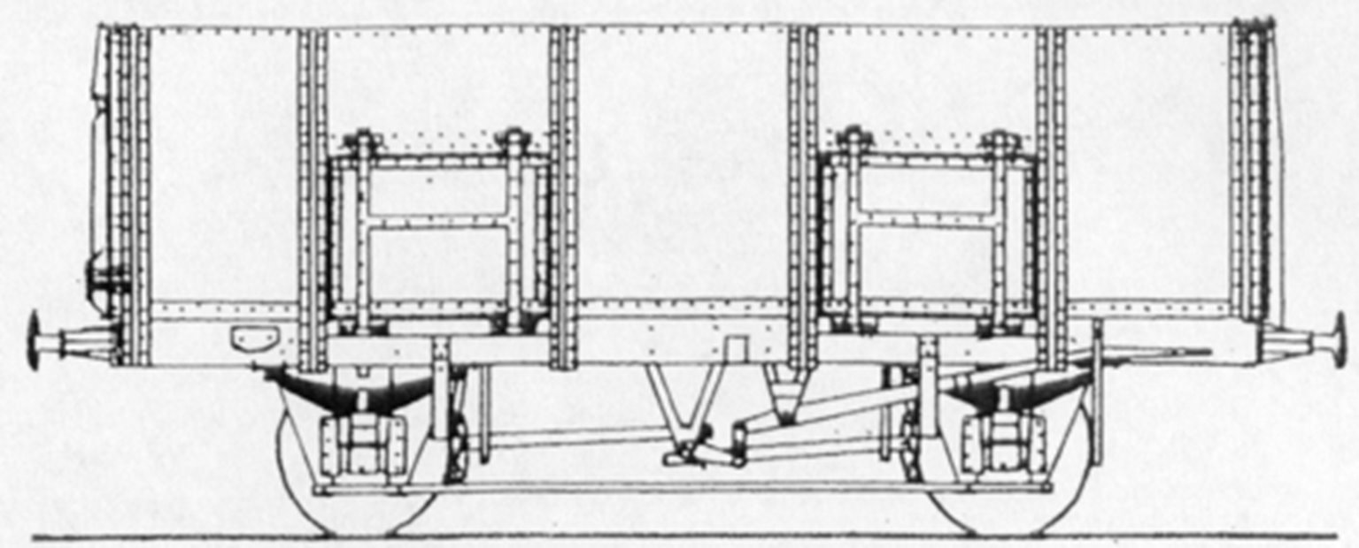 BR 21 Ton Coal Wagon Kit