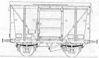 BR 12 Ton Fruit Van (LMS design) D1/230 Kit