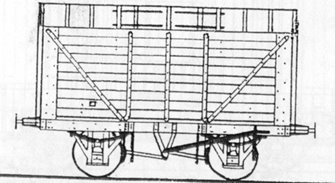 Private Owner Grain Wagon Kit