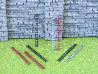 PDB155 P&D Marsh N Gauge Ladders - Unpainted