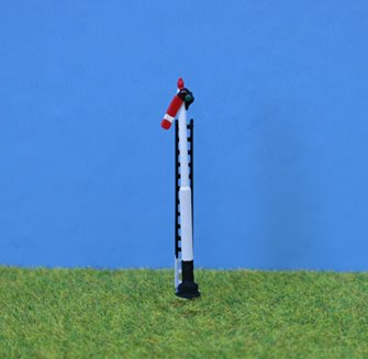 PDX351 P&D Marsh N Gauge Painted GWR / BR Home Signal