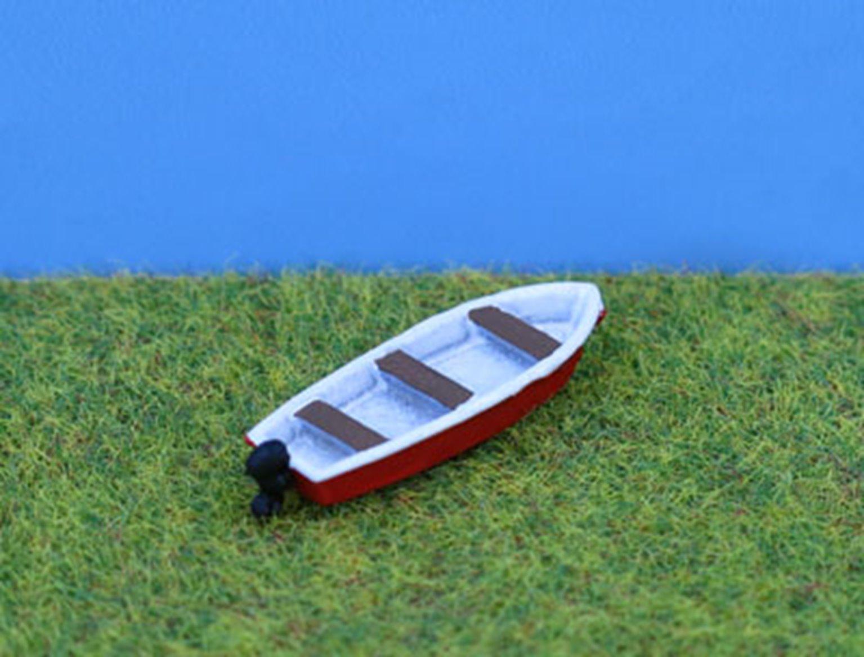 PDX64 P&D Marsh N Gauge Painted Boat
