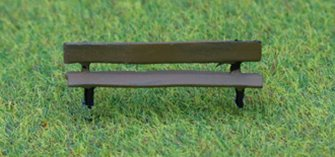 PDZ16 P&D Marsh OO Gauge Benches