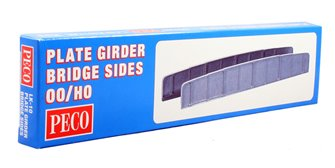LK10 Lineside Kit - Plate Girder Bridge Sides