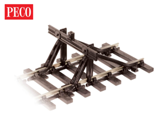 SL740BH Buffer Stop, rail built type