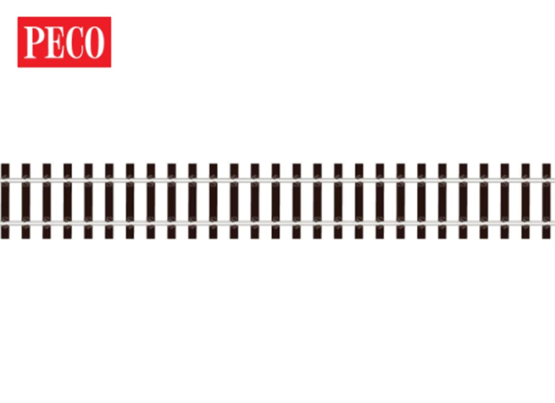 "8 x 36/"" Bullhead Code 124 /'O/' Gauge Flexible Track Section New PECO SL-700BH"