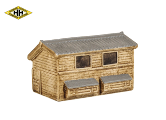 Poultry Shed with Nest Boxes (Pre-Built)