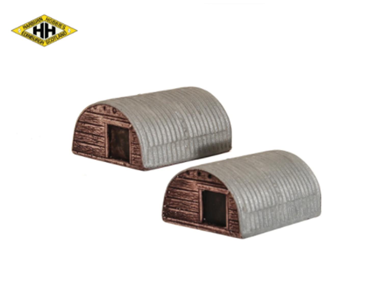 Corrugated Steel Animal Shelter