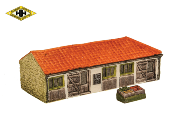 Farm Shop with Fruit & Veg Stall
