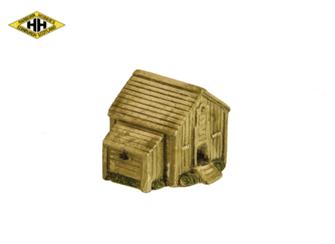 Free Range Hen House