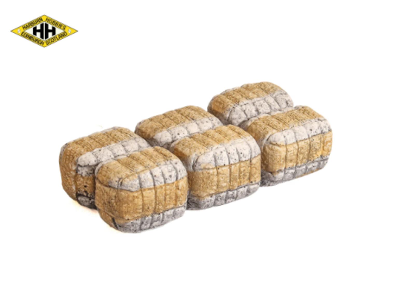 Harburn Hamlet FL113 Wool/Cotton Bales Load