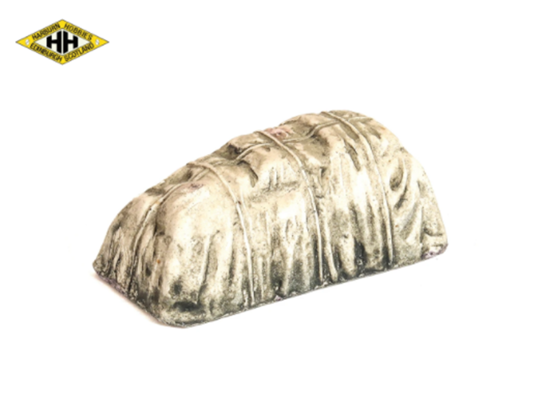 Tarpauling Covered Load
