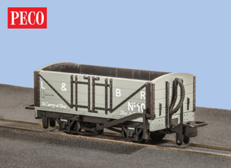 Open Wagon, L&B Livery No.10