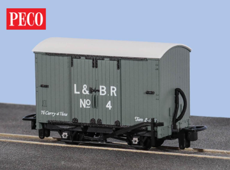 Box Van, L&B Livery No.4