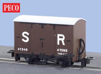 Box Van, SR Livery No.47040